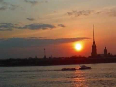 Валерий Агафонов. Глядя на луч пурпурного заката...