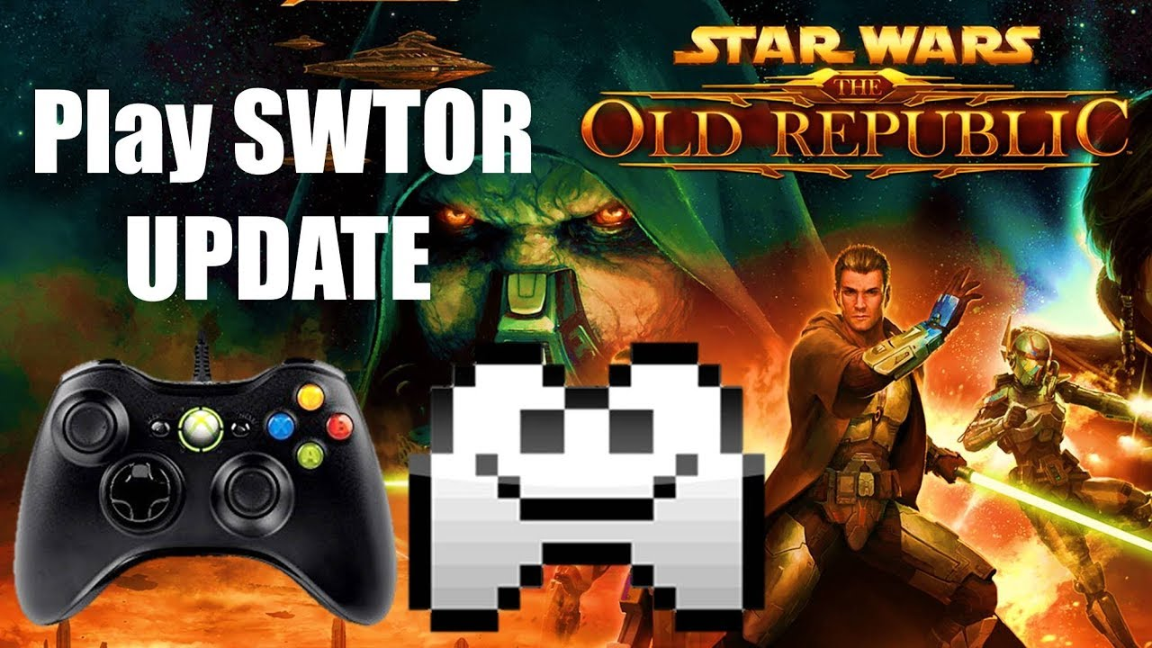 How to Play SWTOR with Xbox 360 Wired Controller | Update ...