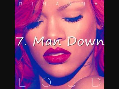 Rihanna - Loud (Official Album Tracklisting) - YouTube