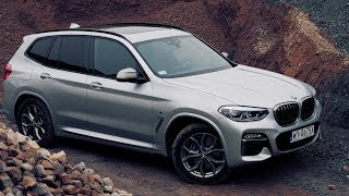2018 BMW X3 M40i - powerful and fast SUV, better than X5M? Startup, sound and acceleration!