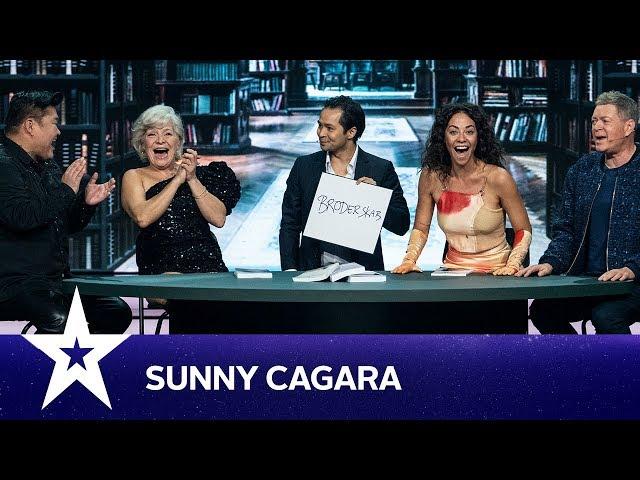 Sunny Cagara | Danmark har talent 2019 | Liveshow 5