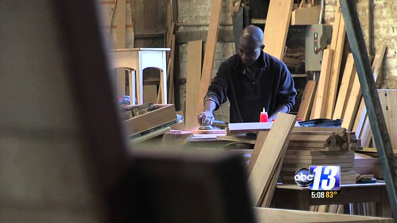 Lynchburg Furniture Store Owner Needs Funds To Open Wood Working School