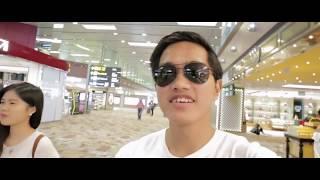 Vlog Kaesang dan Felicia perjalanan ke solo untuk resepsi Kahiyang dan Bobby