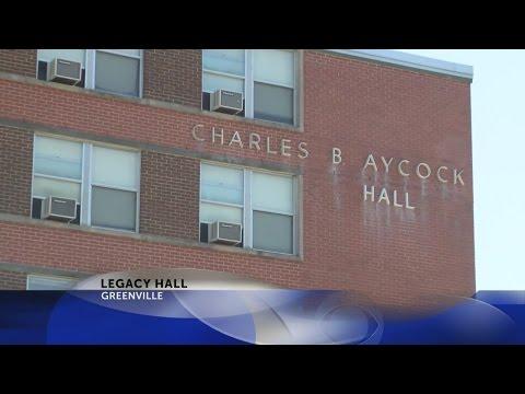 ECU considers new name for Aycock Residence Hall