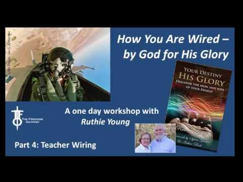 How You Are Wired   Part 4 Teacher wiring - Ruthie Young   TFO 8 27 16