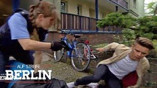 Hilfeschreie aus Café - Finden die Beamten den Täter? | Auf Streife - Berlin | SAT.1