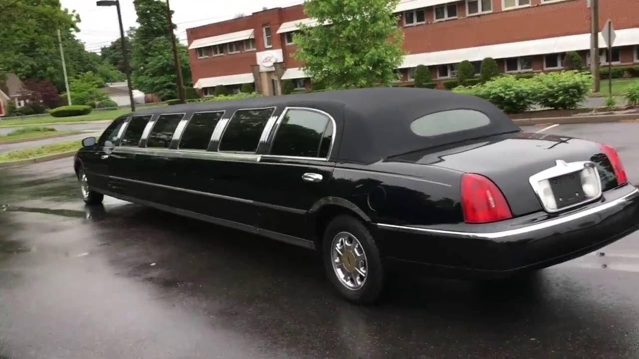 98 lincoln limousine [ 1280 x 720 Pixel ]