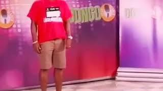 Mtazame papi kocha alivyoingia ndani ya bongo super star search (bss)