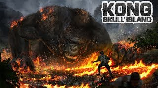 Are there Other Apes?  KONG Skull Island