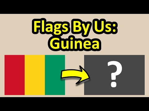 We Created A New Flag For Guinea