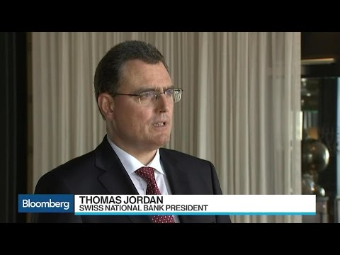 SNB's Jordan: No Limits to Foreign-Reserve Interventions