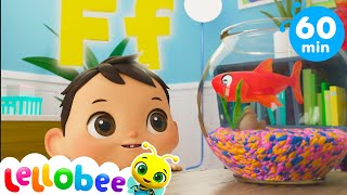 Learn To Read AḂC Phonics Song + More Nursery Rhymes and Kids Songs | Little Baby Bum