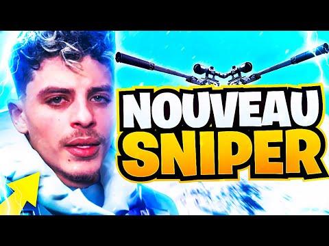 COMMENT UTILISER LE NOUVEAU SNIPER DANS FORTNITE ! #PRIMENLIVE