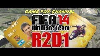 FIFA14|R2D1|Початок