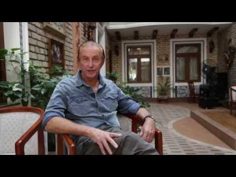 "A Look Back: Geoffrey Kent in Uzbekistan on ""The Tropics to the Arctic"""