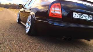 Skoda Octavia Stance Bagged Casuals