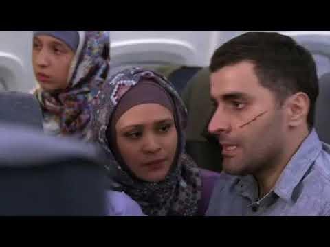В самолёте мусульмане