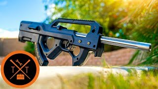 Is the Ruger 10-22 BULLPUP a Good Idea??