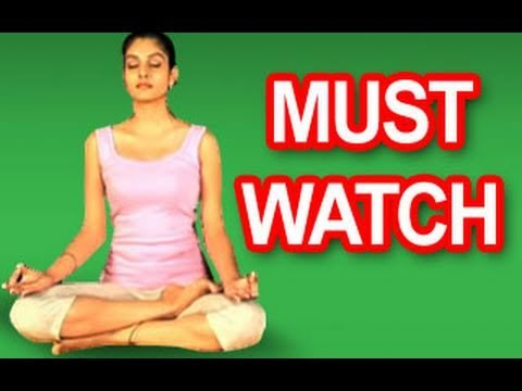 OM CHANTING Yoga to relax the body and mind