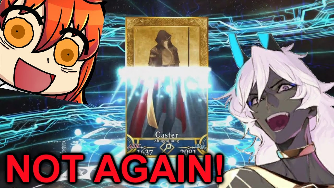 THE SPOOKENING IS BACK! – GOING INSANE FROM THE GACHA