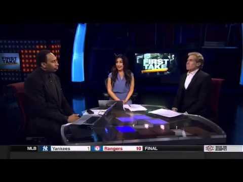Skip Bayless Gets Emotional Over Leaving ESPN