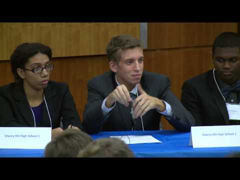 Delaware Valley High School Ethics Bowl Finals