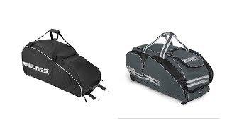 No Errors No E2 Wheeled Catchers Bag Review