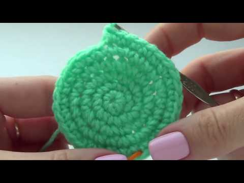 Схемы крючком для круглых ковриков для начинающих