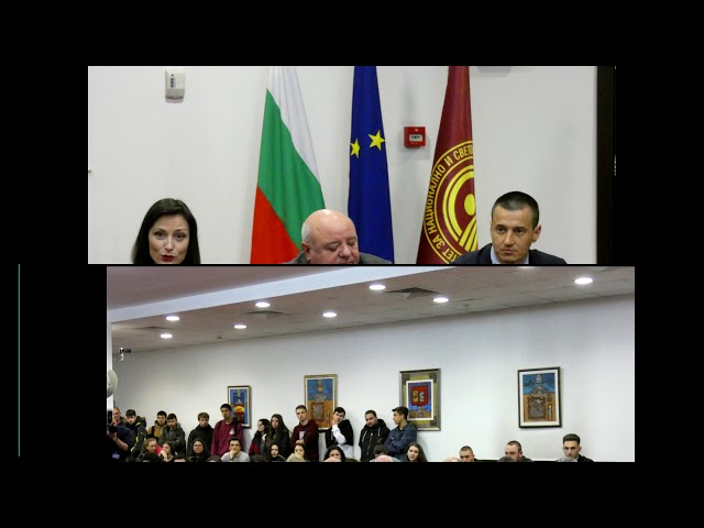 YouSofia TV/EUROPE: Еврокомисар Мария Габриел в район Студентски