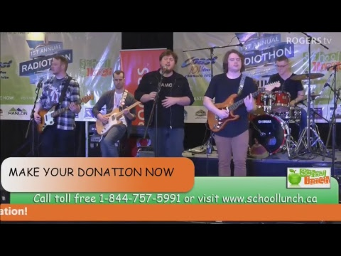1st Annual Coast Radio Miracle for School Lunch Association, April 26th, 2018