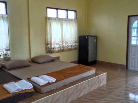 ปูม้ารีสอร์ท จันทบุรี ที่พักหาดเจ้าหลาว ปิ้งย่างได้ ราคาถูก