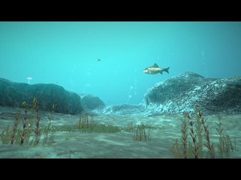 Underwater FX for Unity