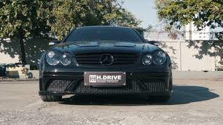 Mercedes Benz CLK W209 by H.drive Racing Product