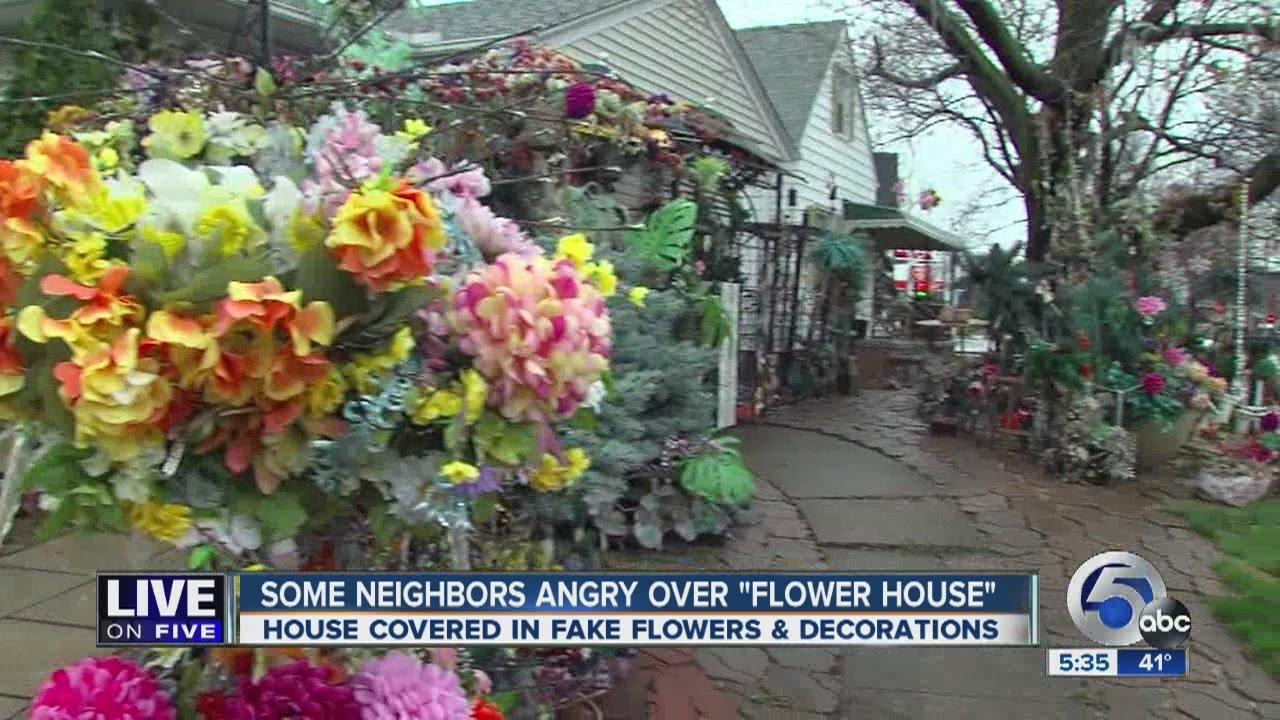 So Called Flower House Prompts Anger From Neighbors Plenty Of