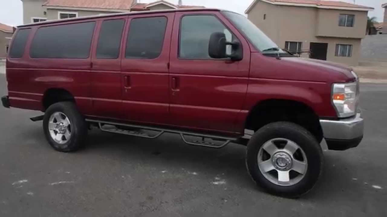1998 Ford E 350 7 3 Diesel Van 4x4 Youtube