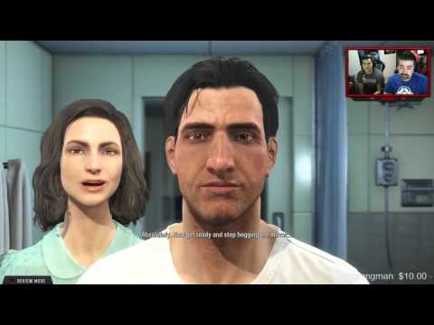 angry joe plays fallout 4 part 1