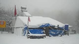 Kazdaglari kar