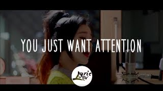 Charlie Puth - Attention Cover by J Fla ((Lyrics/Lyric Video)