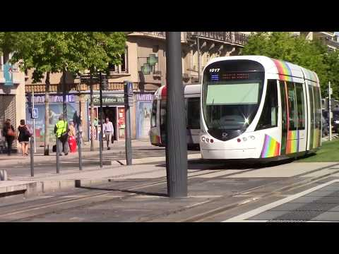 Trolleys France   new technologies