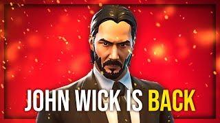 🔴 JOHN WICK SE VRATIO U FORTNITE 🔴 (posle pubk)