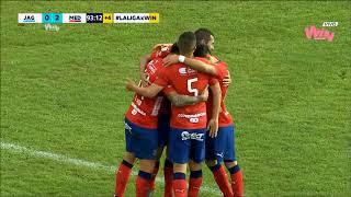 Jaguares vs. Medellín (0-2) | Liga Aguila 2018-II | Fecha 16