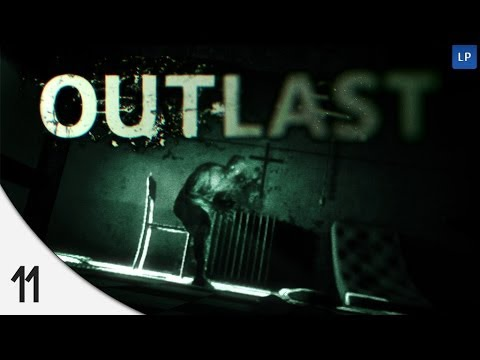 """Outlast: """"Follow the blood to Father Martin"""" [Let's Play Part 11]"""