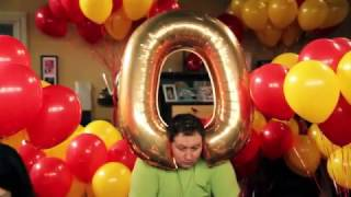 Актеры сериала «Воронины» запустили 400 воздушных шариков в честь юбилейной серии