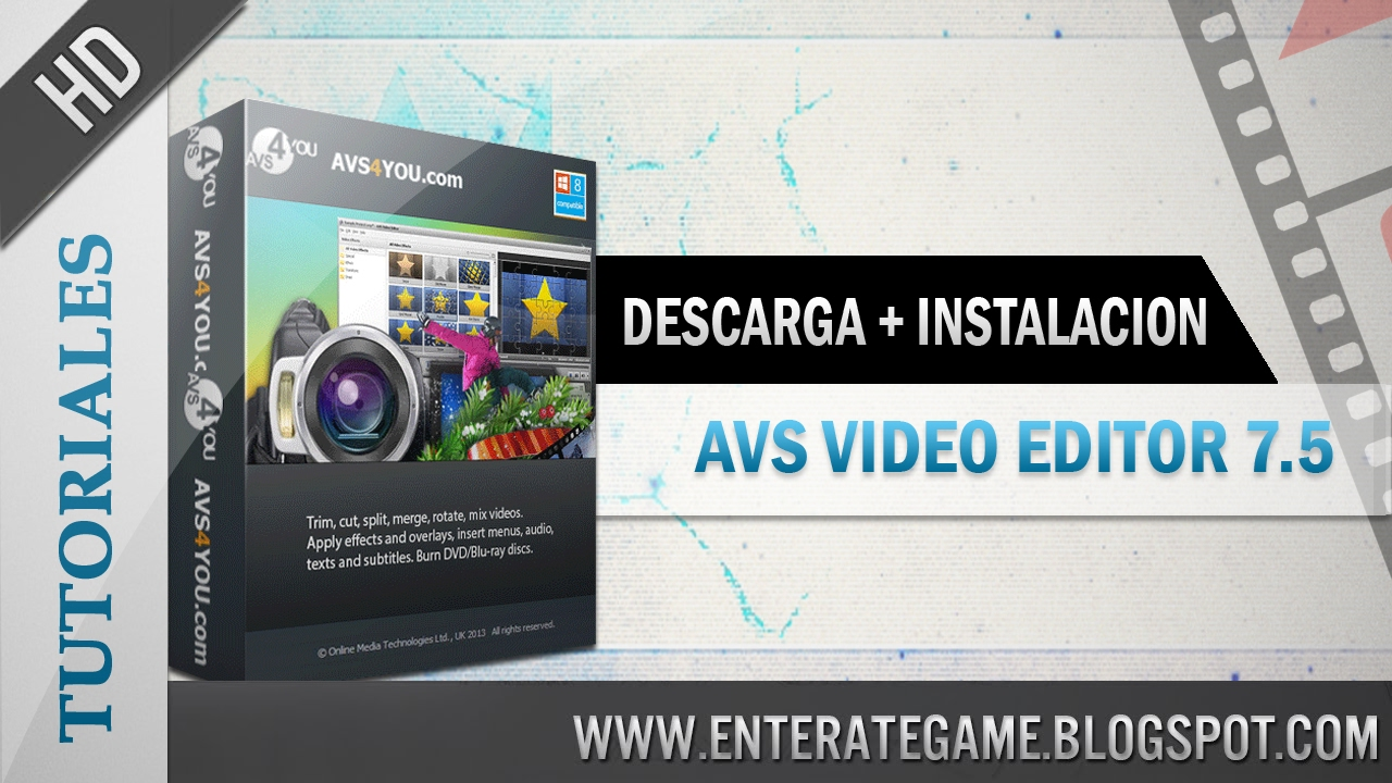 avs video editor with crack download