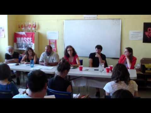 Conférence de presse d' Anarchopanda
