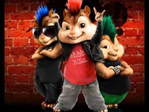 Dança Kuduro (Alvin e os Esquilos - Latino e Daddy kall)