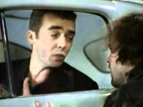 Herbie hits simon in The Love Bug 1997