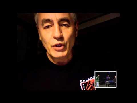 Steve James Skype Q&A for HEAD GAMES
