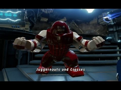 marvel lego juggernauts and crosses