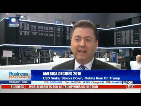 Business Incorporated: Trump's Election Victory Rattles Global Stock Markets